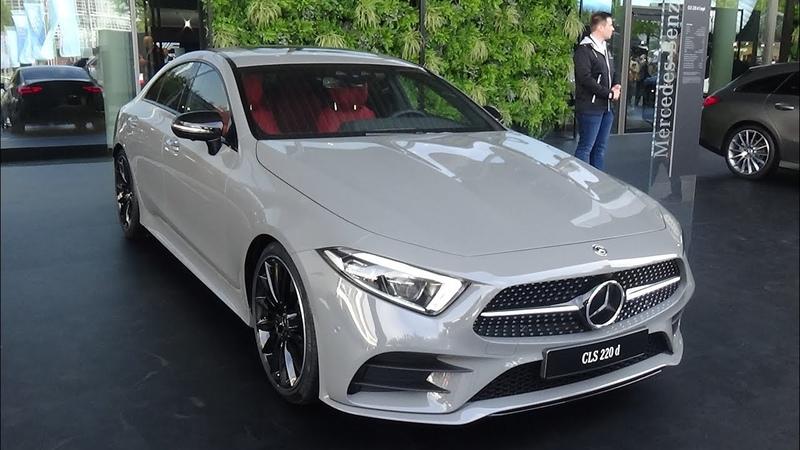 2020 Mercedes-Benz CLS 220 d Coupé - Exterior and Interior - IAA Frankfurt 2019