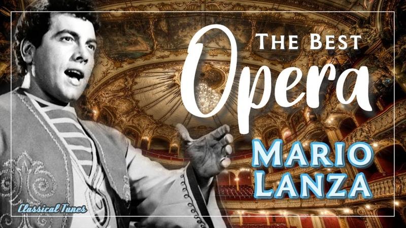 The Best Opera And More   Mario Lanza   Aida Rigoletto Otello La Traviata FULL ALBUM