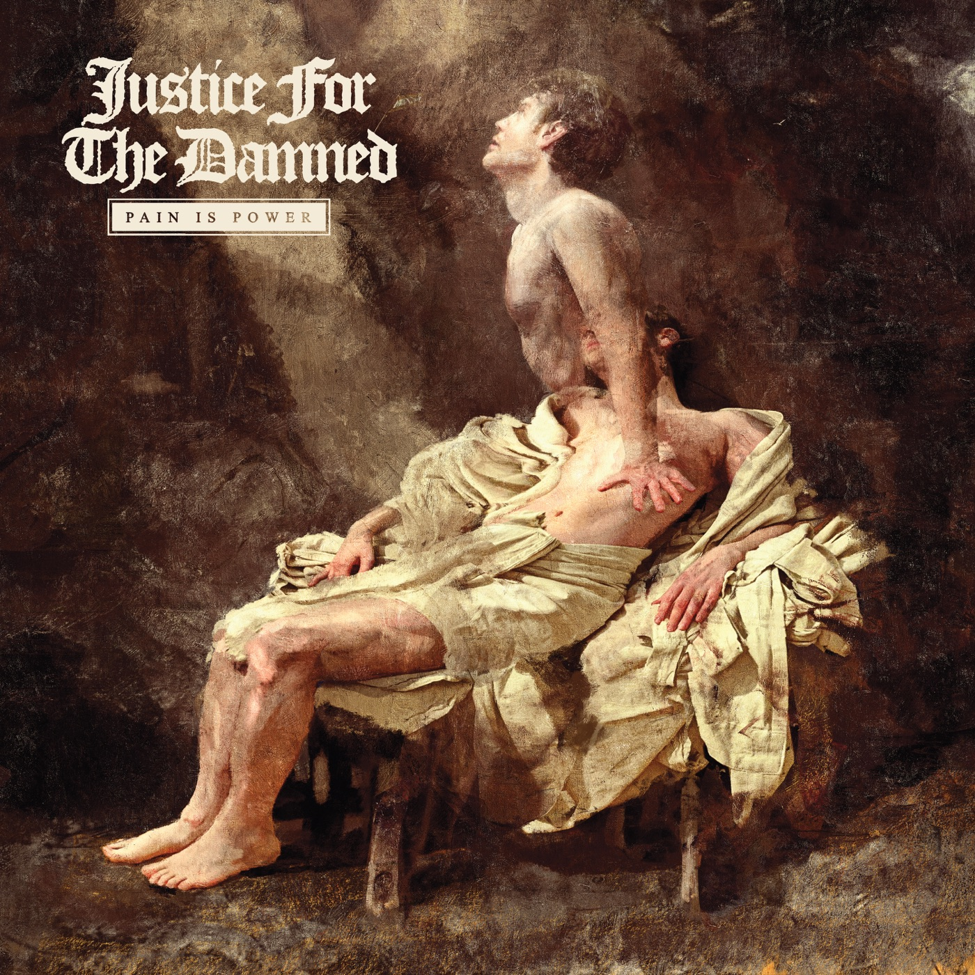 Justice For The Damned - The House You Built Is Burning [single] (2020)