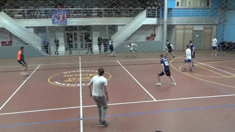Рапид-Волна 11-2 (обзор матча 18.01.2020 года)