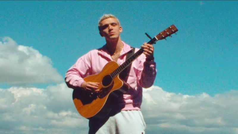 Lauv Modern Loneliness acoustic Official Video