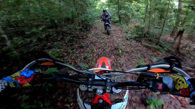BOUNCING FOR TRACTION Cross Training Enduro shorty