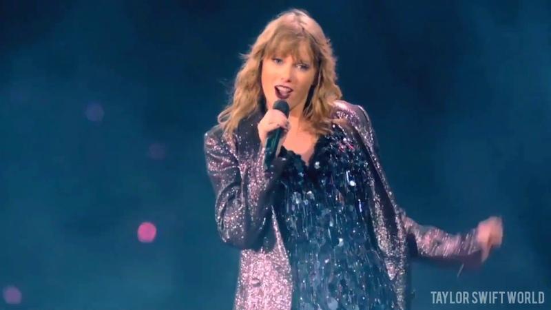 Taylor Swift Getaway Car Live Reputation Stadium Tour HD