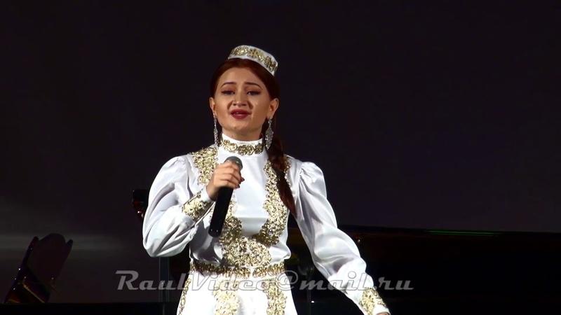 I Международный фестиваль конкурс имени Альфии Авзаловой Булатова Рузиля Гольжамал