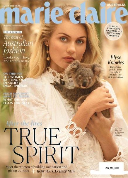2020-03-01 Marie Claire Australia