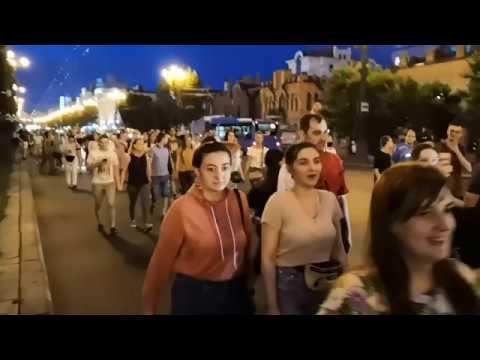 Хабаровск ночной митинг свободуФургалу и агенты Госдепа часть 5