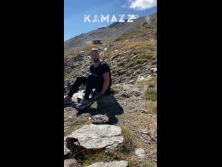 Kamazz - Платье белое (сниппет)