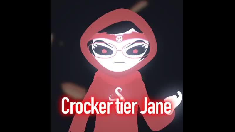 Jane Crocker Homestuck vine