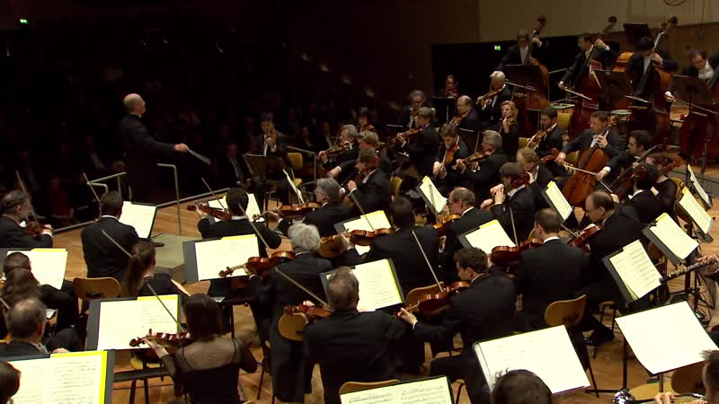 Бетховен Л.ван.Ор.21.Симфония №1.П.Ярви.Берлинский филармонический оркестр.2013 г.