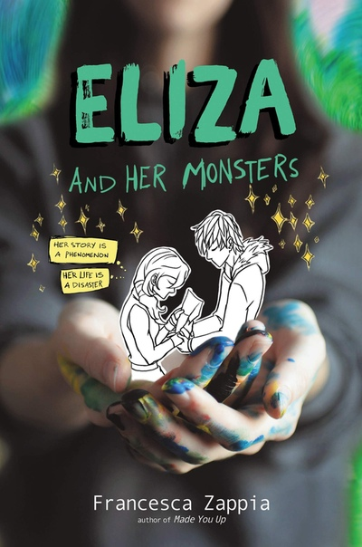 francesca zappia - eliza and her monsters