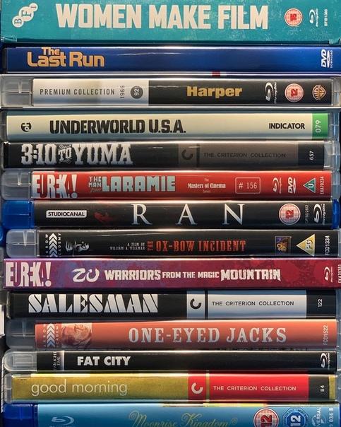 Эдгар Райт поделился списком фильмов, которые он посмотрел или посмотрел за последние несколько недель