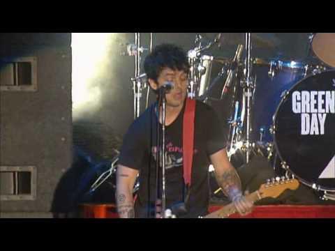 Green Day Brain Stew Live @ Reading Festival 2004
