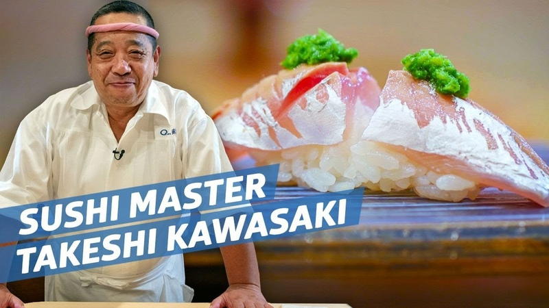 How This Sushi Master Brought His Two Michelin Starred Restaurant From Japan to Hawai'i Omakase