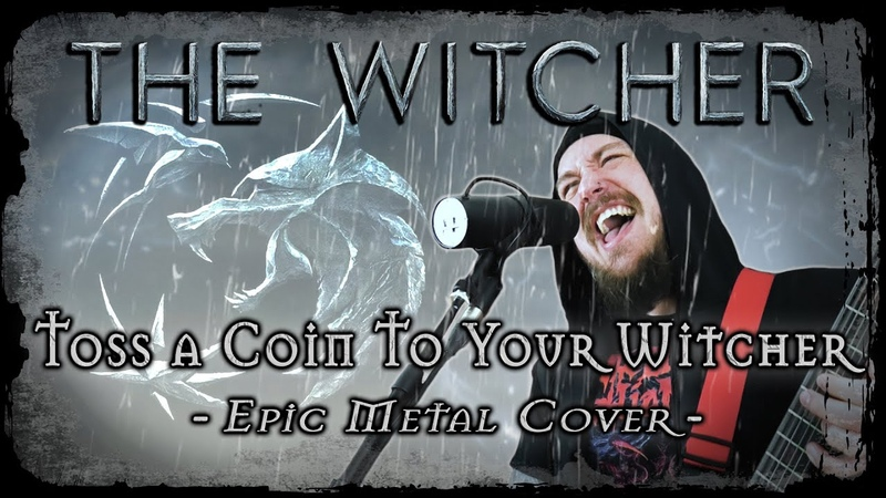 The Witcher Toss a Coin To Your Witcher Epic Metal Cover by Skar Productions