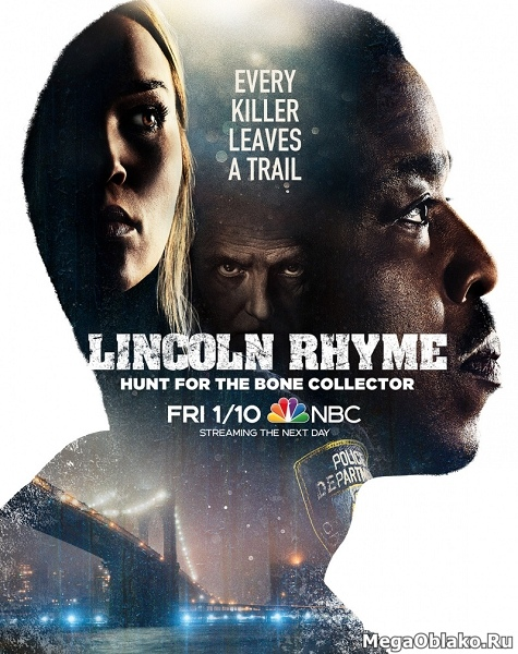 Линкольн Райм: Охота на Собирателя костей (1 сезон: 1-10 серия из 10) / Lincoln Rhyme / 2020 / ПМ (TVShows) / WEB-DL (720p) + (1080p)