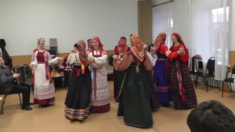 Ой вера Кадрильная Самарской области