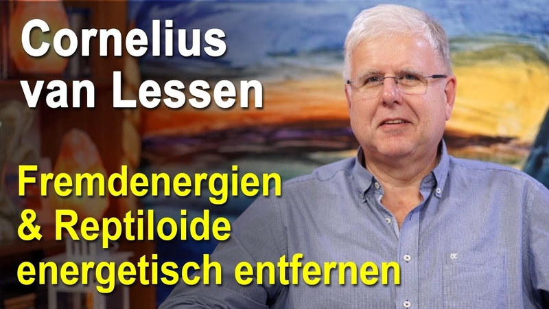 Fremdenergien Reptiloide, Alien und Implantate energetisch entfernen | Cornelius van Lessen