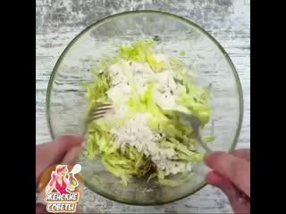 драники из капусты