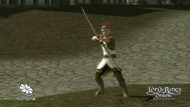 Online Lord of the Rings Online Shadows of Angmar HD