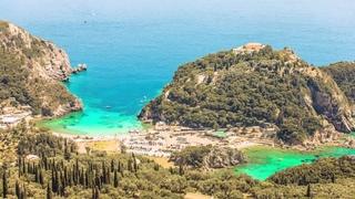 Остров КОРФУ Греция - выбор королей!