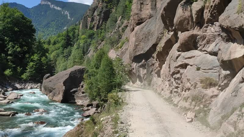 Величие гор и могущество горных рек Экспедиция Перезагрузка