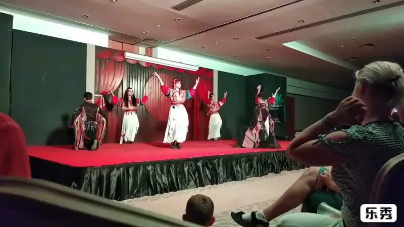 Турецкая ночь в Labranda Mares Marmaris отеле
