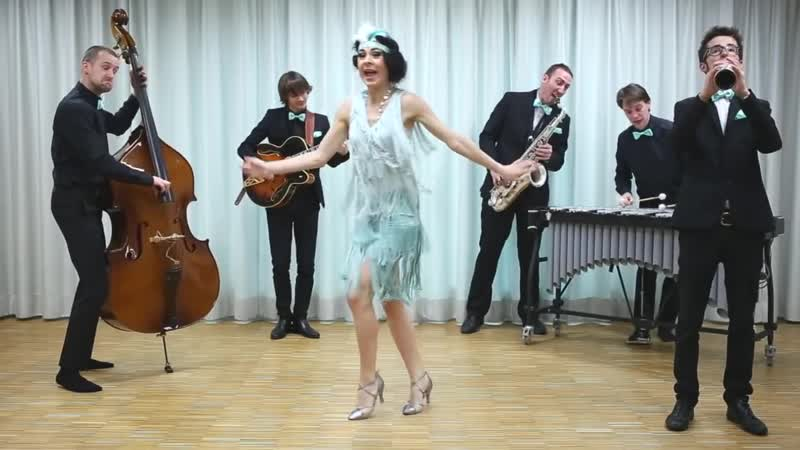 Lost In Swing with CoCo Charleston Lindy Hop Swing Jazz Lausanne Canton de Vaud