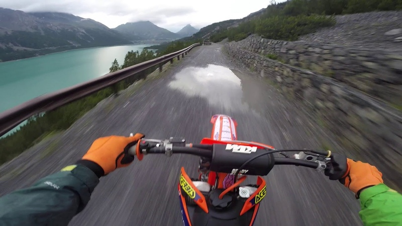 KTM SX 125 GoPro ON BOARD MLGS Outlaw Rider Authentic Version 2
