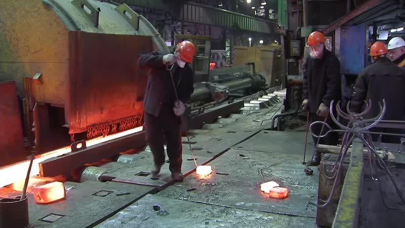 Завод УГМК-Сталь в Серове отмечает 125-летие со дня выпуска первой продукции