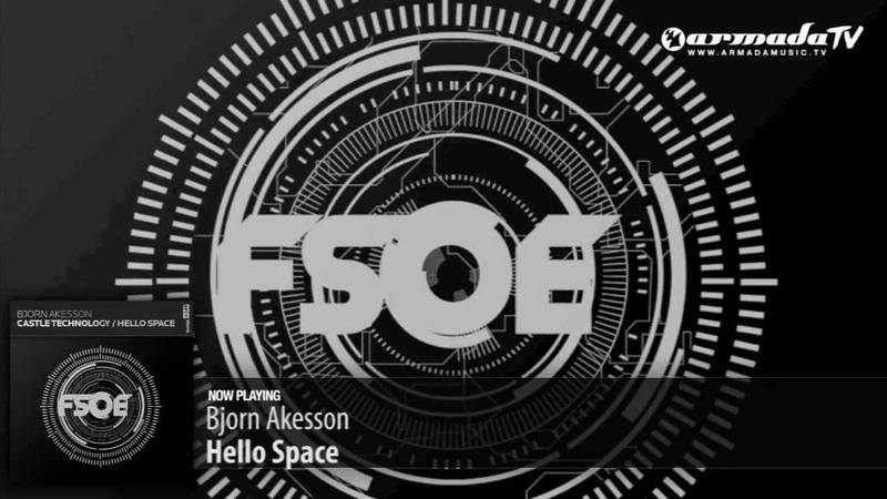 Bjorn Akesson - Hello Space (Original Mix)