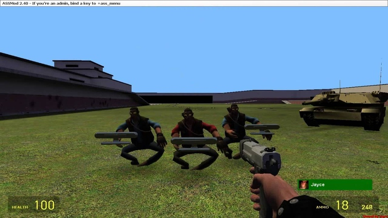 So my friend showed me that gmod works with kinect