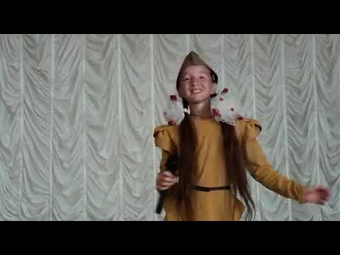 Коряковцева Варвара 10 лет Мраковская ДШИ им З Биишевой