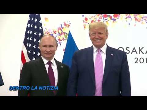 EX AMBASCIATORE USA TRUMP STA SEMPRE CON PUTIN! RUSSIA HA PAGATO AF GANl PER ATTAC CARE USA FALS0!