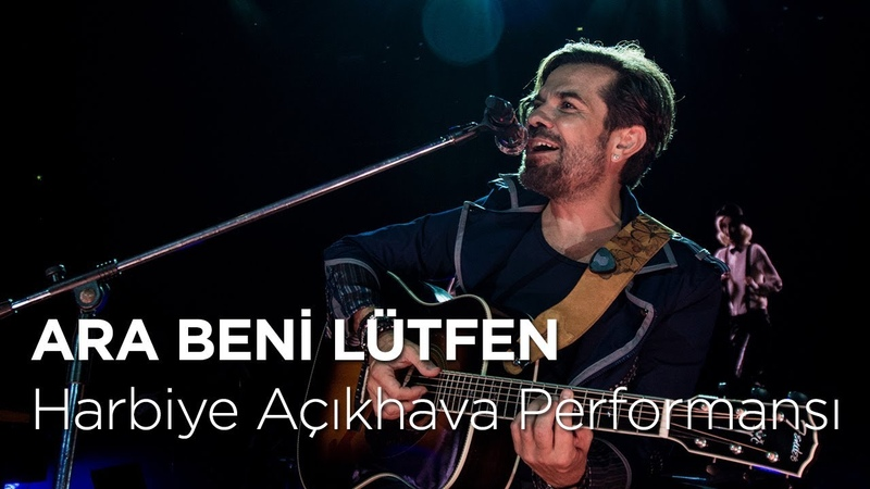 Kenan Doğulu - Ara Beni Lütfen | 15 Ağustos Harbiye Açıkhava Konseri CanlıPerformans