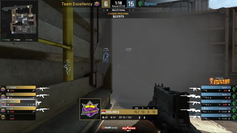 Sprout vs Team Excellency Game 2