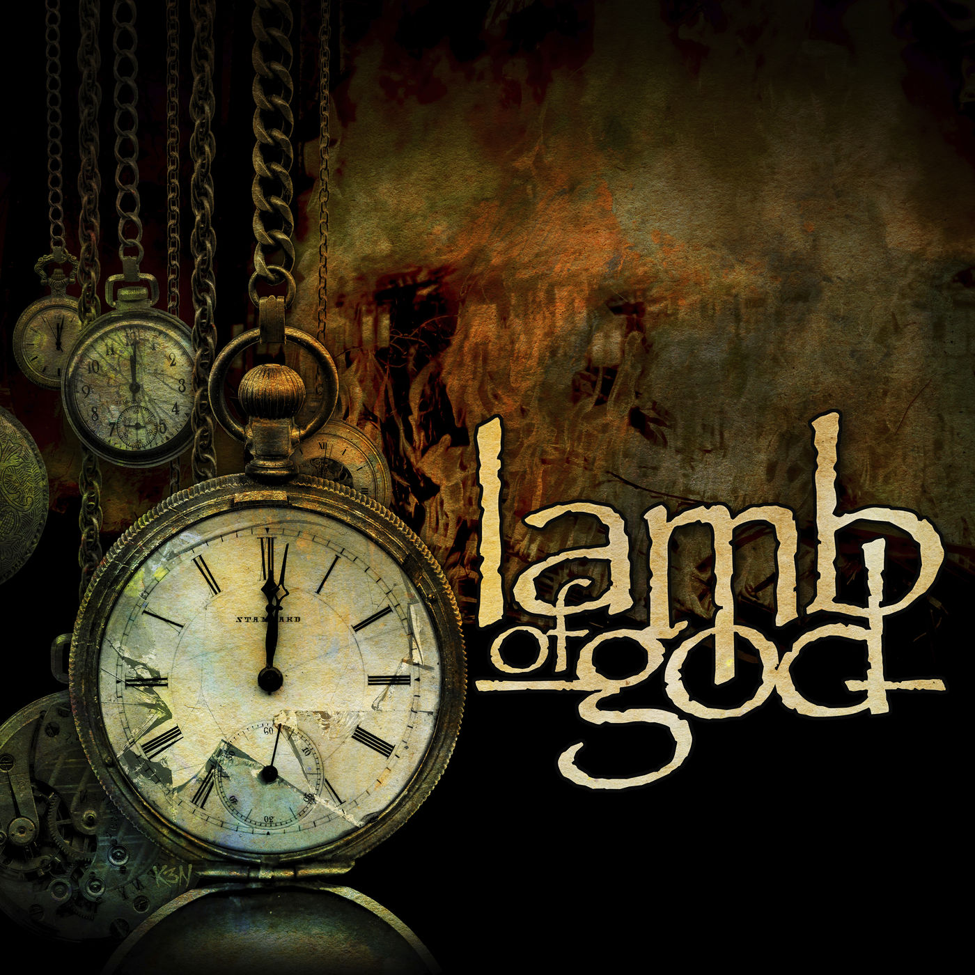 Lamb of God - Routes (feat. Chuck Billy) [single] (2020)