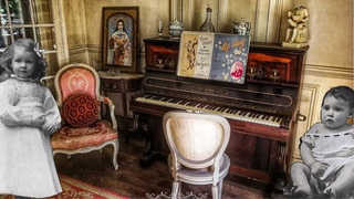 Abandoned French Mansion Of A Brother and Sister Who Lost Their Lives