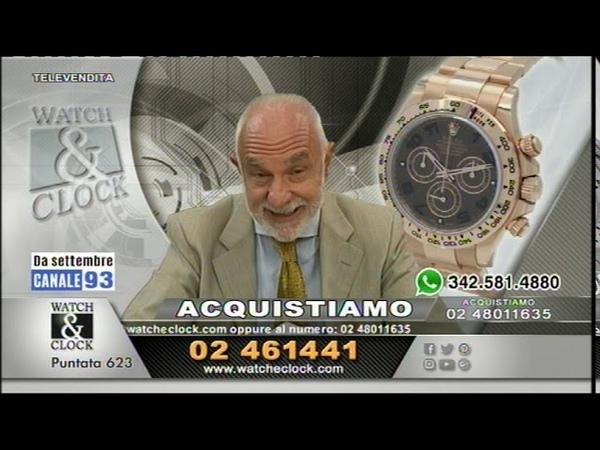 Watch Clock Puntata 623