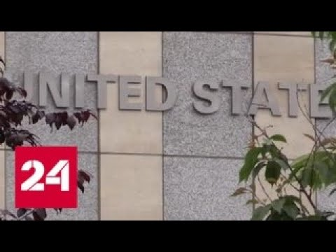Генпрокурор Украины внезапно сдал американского посла - Россия 24