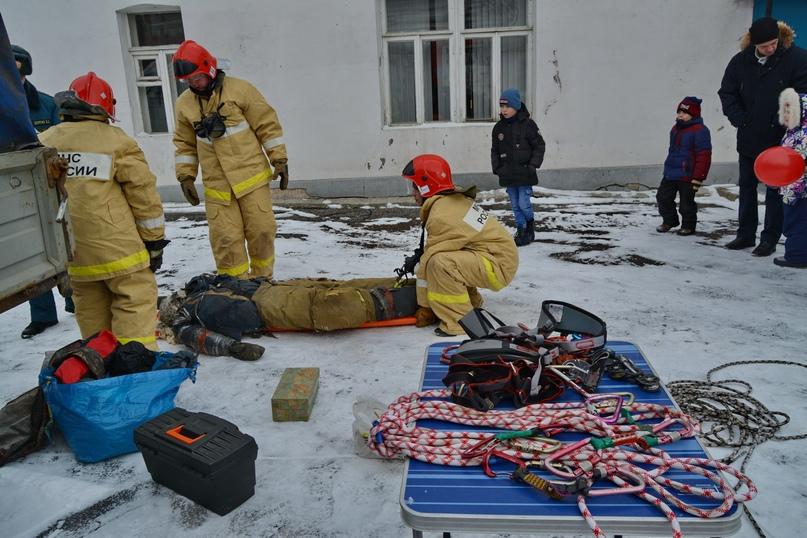 В Коврове прошел день открытых дверей посвященный 116-летнему дню рождения пожарного депо., изображение №16