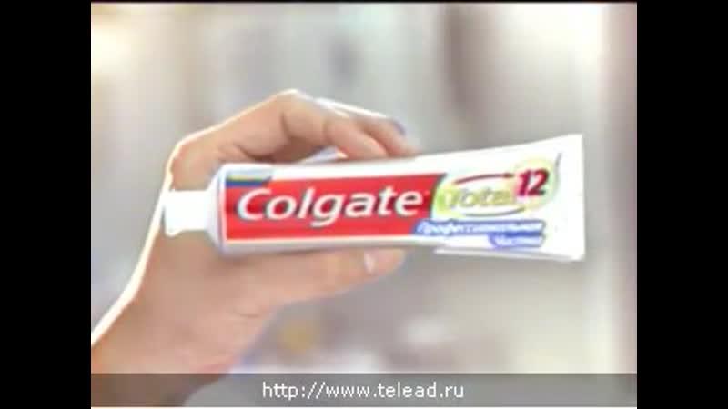 Реклама Colgate (2009)
