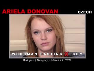 Ariela Donovan - интервью