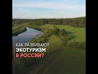Как развивают экотуризм в России