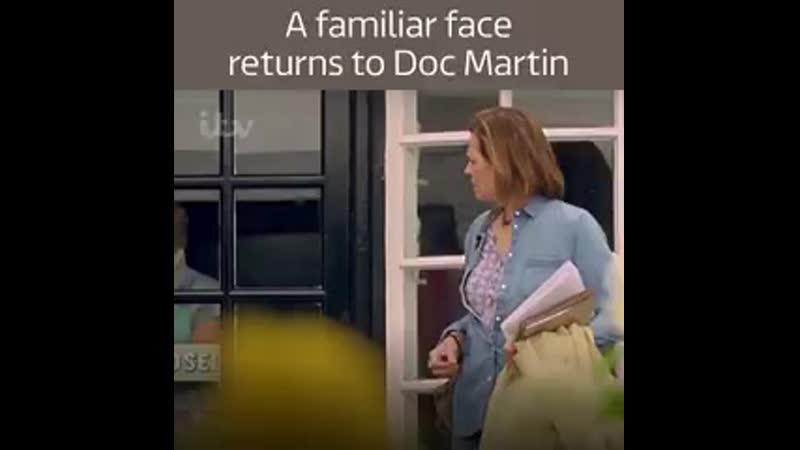 Эпизод из сериала Доктор Мартин 2017