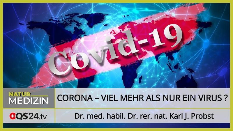 Corona – viel mehr als nur ein Virus | Dr. med. habil. Dr. rer. nat. Karl J. Probst