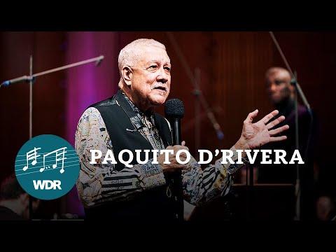 Paquito D'Rivera 70 WDR Funkhausorchester Wayne Marshall