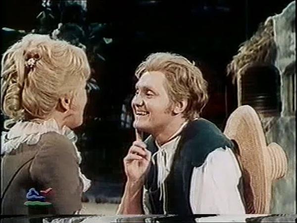 Jacques Offenbach Ritter Blaubart 1972 Felsenstein Film deutsch