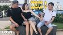 LOWI TV | Coi Cấm Cười - Chuyện Tình Yêu Ba Người - Funny Prank Videos