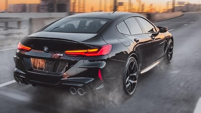 КУПИЛ ЗА 12 МЛН ПЕРВУЮ В РФ BMW M8 GC 850 л с на подходе Обзор и тест драйв Убийца GT 63 S