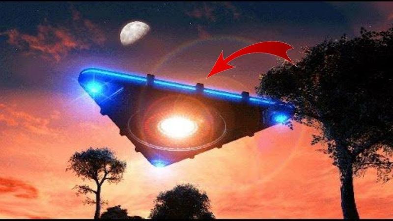 НЛО Удивительные Случаи Втречи Людей С Неопознанными Летающими Объектами